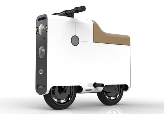 BOXX Compact Electric Scooter