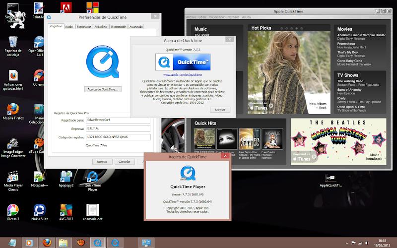 Apple quicktime pro v7 1 6 200 serial : resriffdold