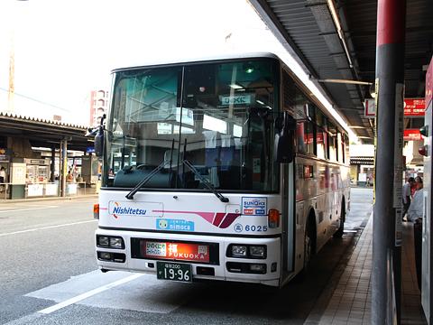西日本鉄道「ひのくに号」 6025