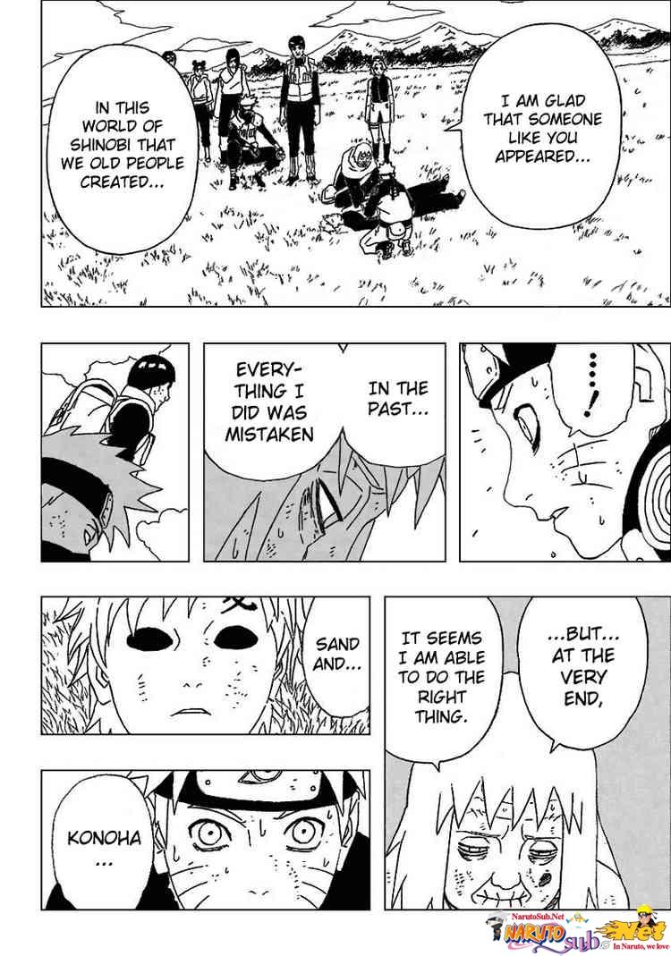 tz 8, Naruto chapter 279    NarutoSub
