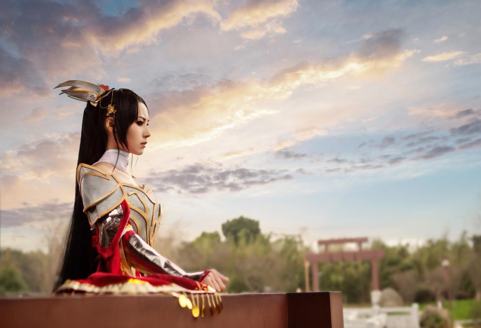 Vẻ đẹp của nữ hiệp Thiên Sách Phủ trong VLTK 3 - Ảnh 7