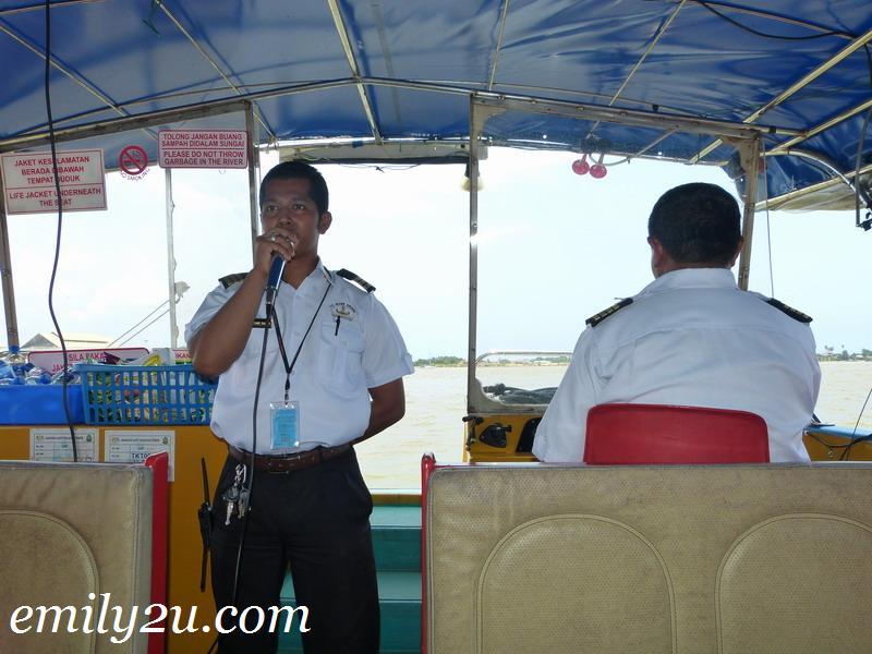 Terengganu River Cruise