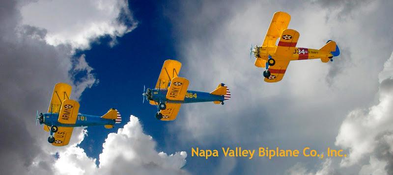 Napa Valley Biplane Company