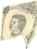 Autoportrét z roku 1970