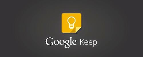 Organízate mejor con Google Keep