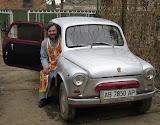 Автомобиль священника