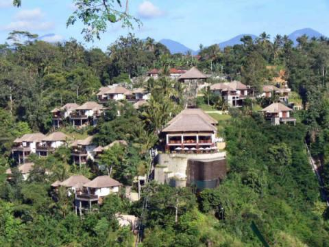 Ubud Hanging Gardens Luxury Hotel Spa Resort Ever After