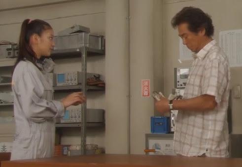 Takei Emi, Nishioka Tokuma