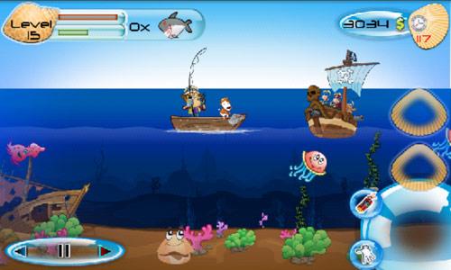 Thỏa mãn sở thích câu cá với Funny Fishing 5