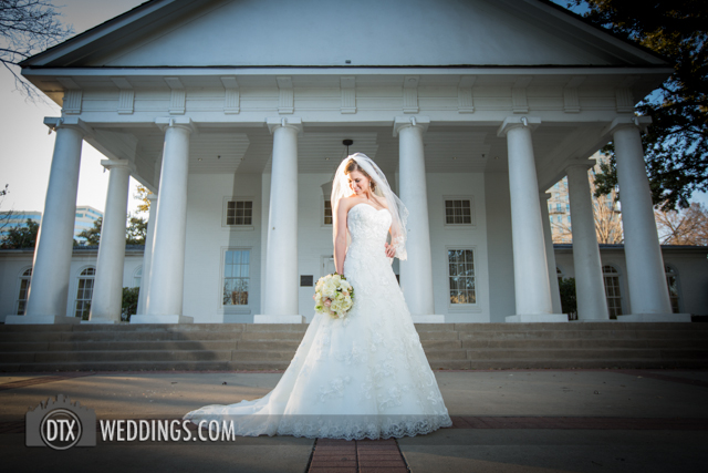 bridal photographer Dallas