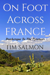 French Village Diaries BookWormWednesday review On Foot Across France Tim Salmon Walking Meridienne Verte Travel