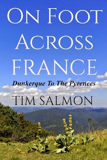 French Village Diaries BookWormWednesday review On Foot Across France Tim Salmon Walking Meridienne Verte Travel