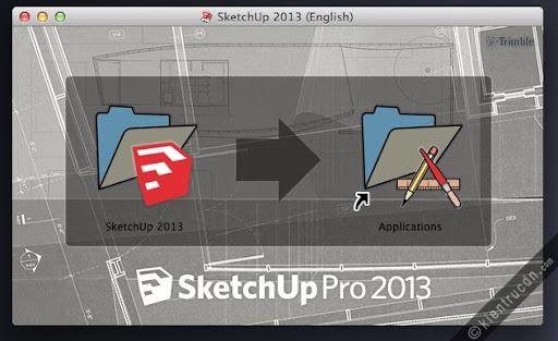 Sketchup 2013 crack full 13 for Sketchup 2013