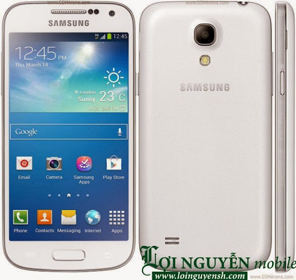 Samsung Galaxy S4 mini I9190 copy xach tay Dai Loan ket noi 3G