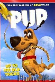 Bay Lên Mặt Trăng - Pup poster