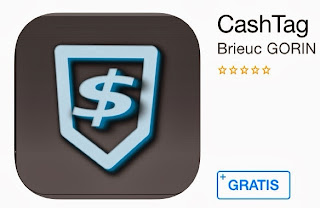 https://itunes.apple.com/es/app/cashtag/id408215015?mt=8