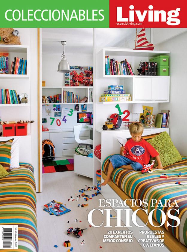 Puerta al sur revista living coleccionable 24 espacios for Living pequenos espacios