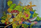 http://www.ebay.com/itm/Original-Oil-painting-Fruits-canvas-panel-gorgeus-old-art-style-signed-Parfonova-/321276162701?pt=Art_Paintings&hash=item4acd8d328d