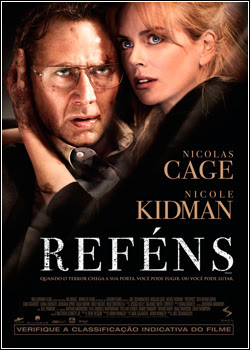Filme Poster Reféns BDRip XviD Dual Audio & RMVB Dublado
