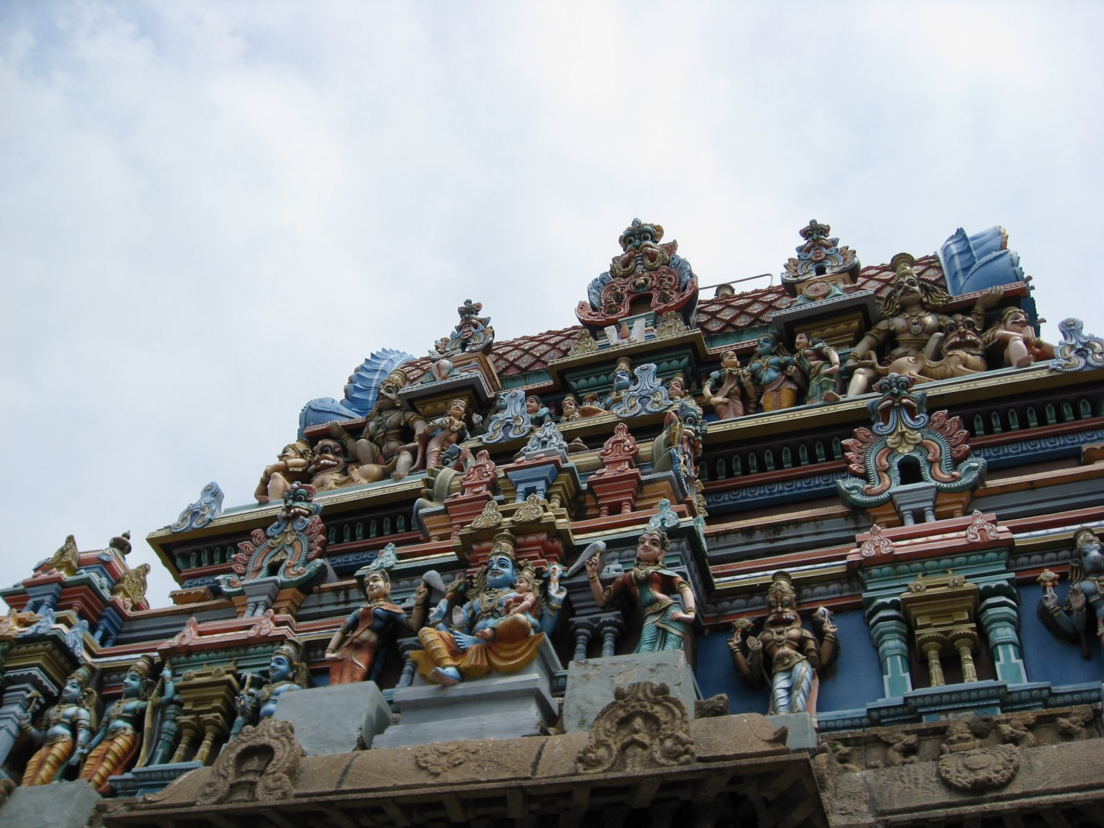 Nava Tirupathi - Nine Holy Temples