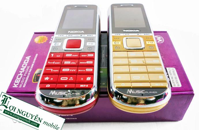 dien thoai Nokia K60 dien thoai pin 50000mAh 2 loa am thanh song dong
