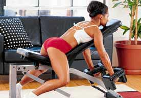 BODYBUILDING ROUTINES : FULL BODY : INCLINE DUMBBELL ROW