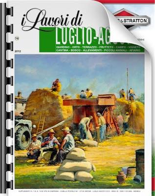 Vita in Campagna-Supplemento Luglio-Agosto 2012