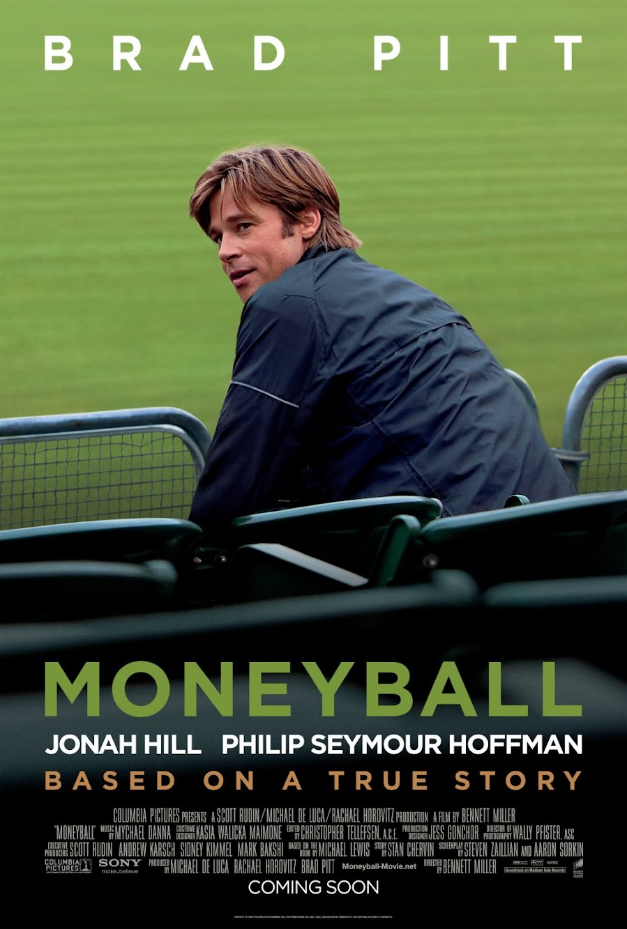 Get Tuff Fest I: Movie 20: Moneyball