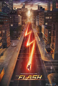 Tia Chớp Phần 1 - The Flash Season 1 poster