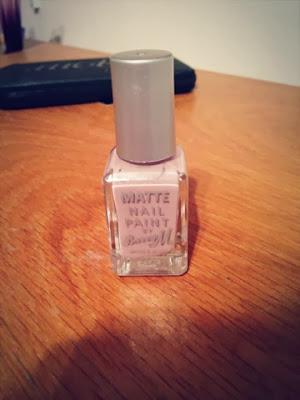 BarryM nail polish