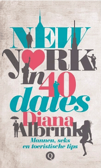 New York in 40 dates (Door: Diana Albrink)
