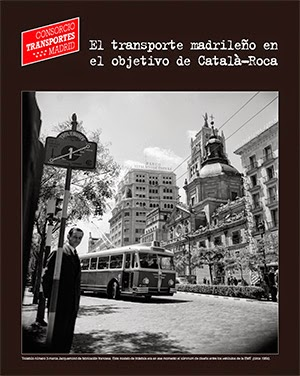 Exposición con fotografías de Francesc Català Roca en el intercambiador de Moncloa