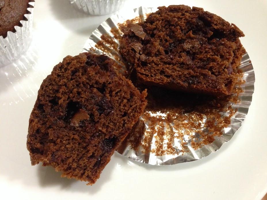 muffin half