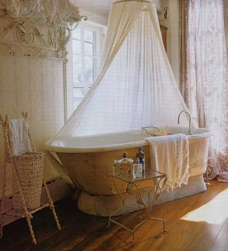 shabby chic bathroom looks i heart shabby chic. Black Bedroom Furniture Sets. Home Design Ideas