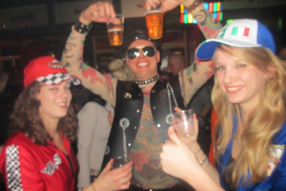 Carnaval en Lytse Hille in de Brink