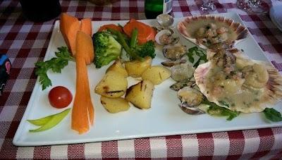 Restaurant La mia Toscana