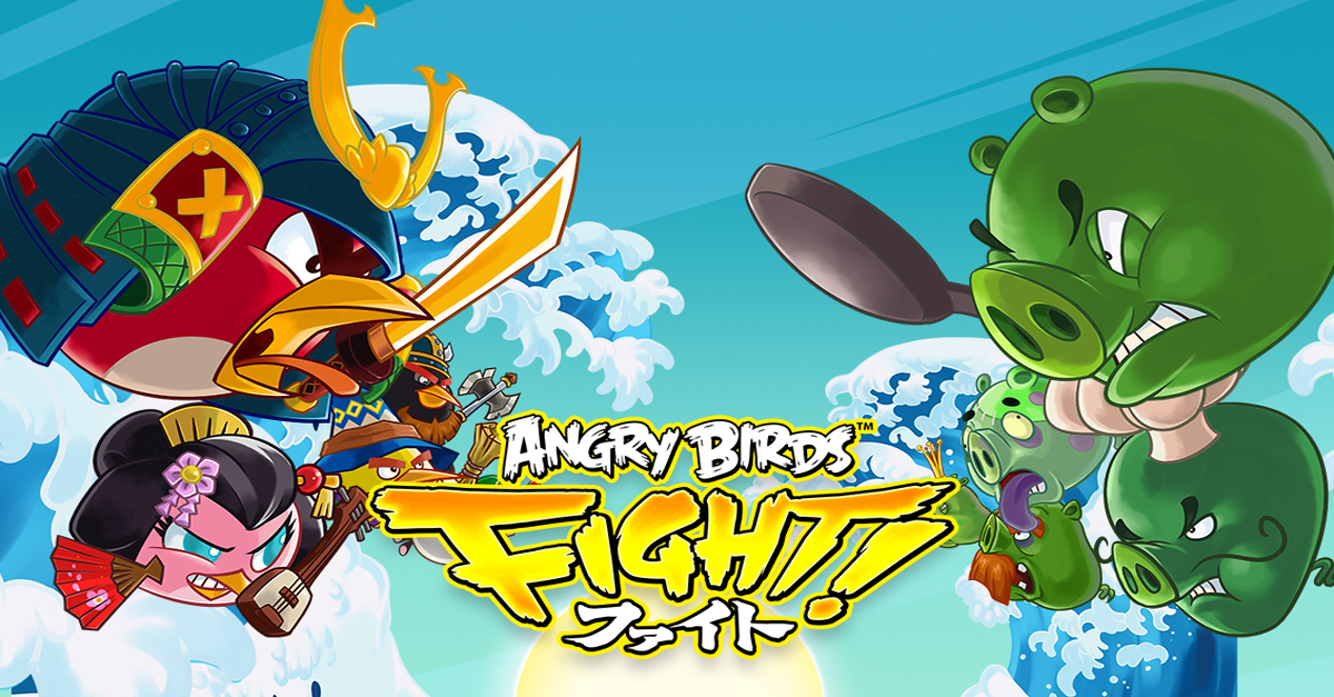 Trucchi Angry Birds Fight iOS: Energia, Gemme e Soldi infiniti