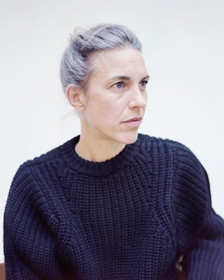 Isabel Marant, Cheveux blancs, Beauté au naturel