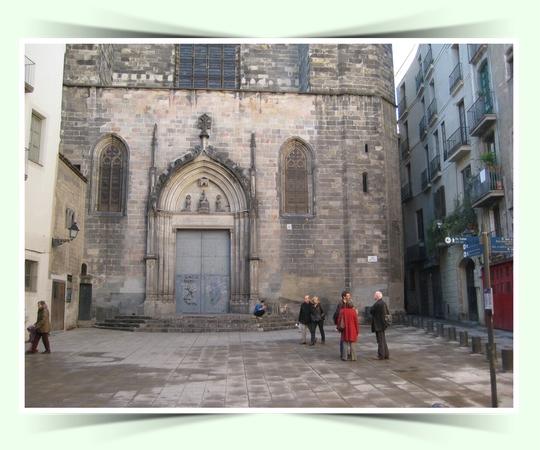 Plaça de Sant Just
