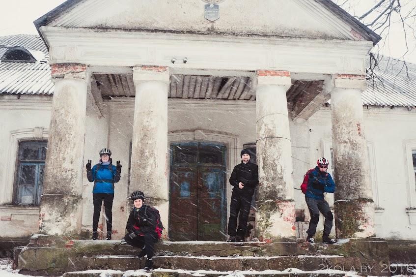 DSC08892 - Зимняя покатушка по достопримечательностям Ганцевичского и Клецкого районов.