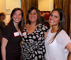 Carla Haddad (Lawyers Weekly), Stacey Saint Pierre (Lawyers Weekly) and Caitlin Ball (Lawyers Weekly)