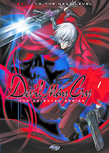 Devil May Cry - Devil May Cry poster