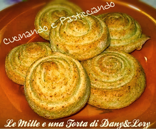 girelle rustiche al parmigiano