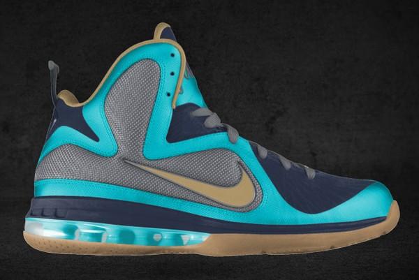 Nike LeBron 9 iD Available at nikeidcom Regular amp Limited