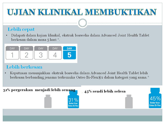 shaklee advanced joint health tablet (ajht) Hilangkan Sakit Sendi Dengan Shaklee Advanced Joint Health Tablet (AJHT) 6
