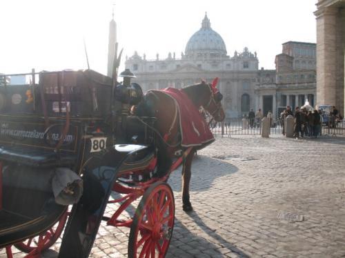 carrozzella romana 2