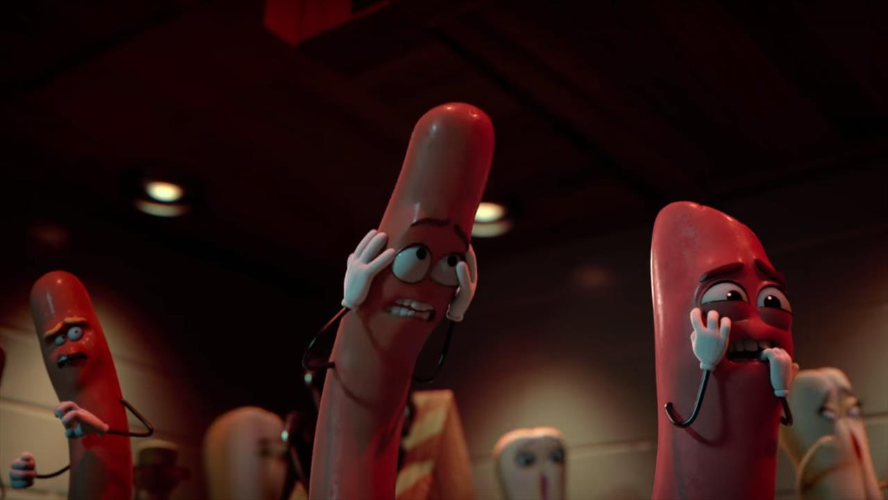 Seth Rogen's Sausage Party — Official Restricted Movie Trailer Is So Funny It Will $@&% You Up