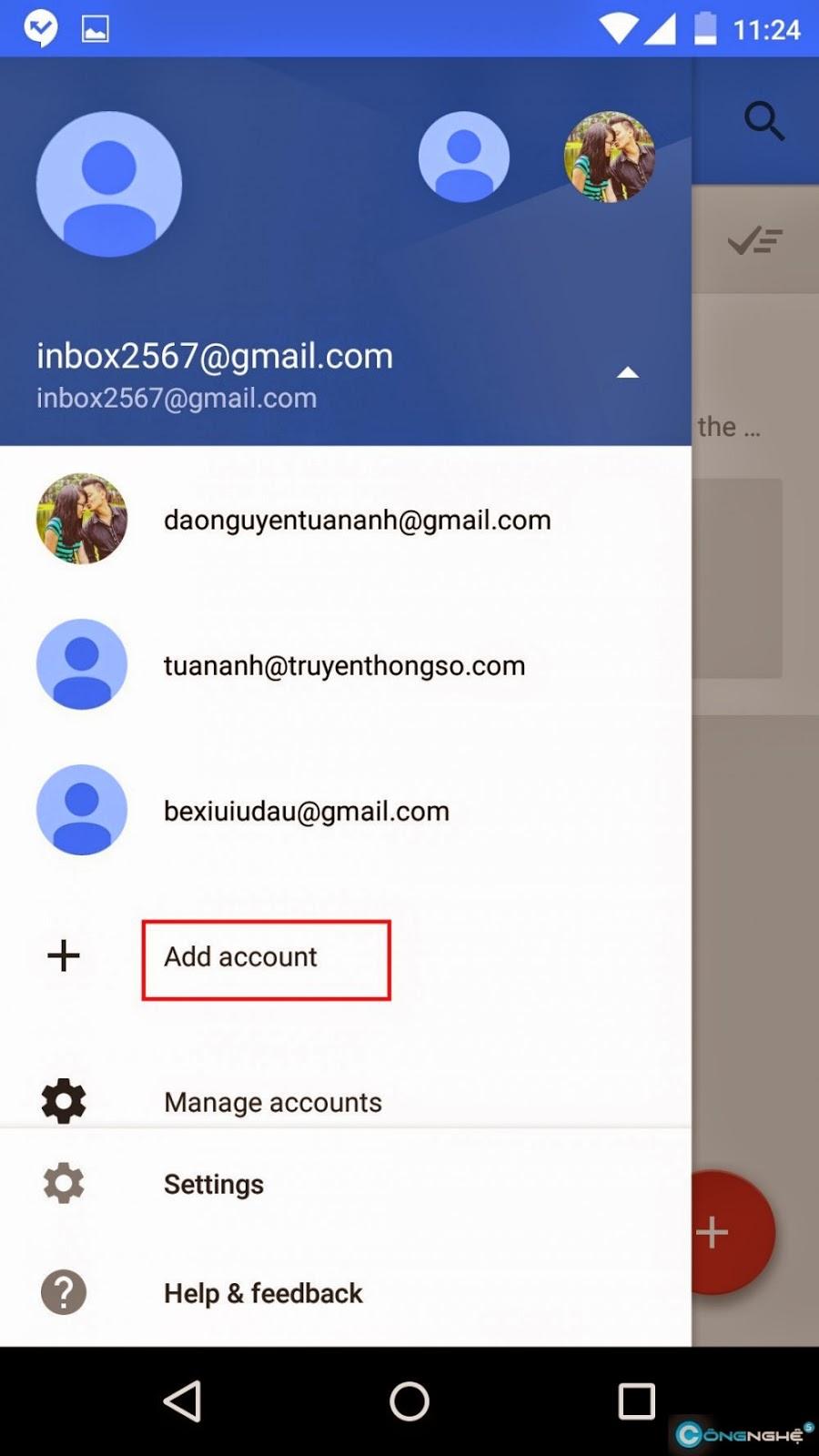 Hướng dẫn dùng Inbox by Gmail không cần invite - 53691