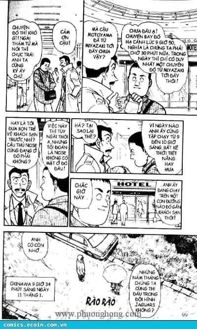 Detective Conan Chap 463 - Truyen.Chap.VN
