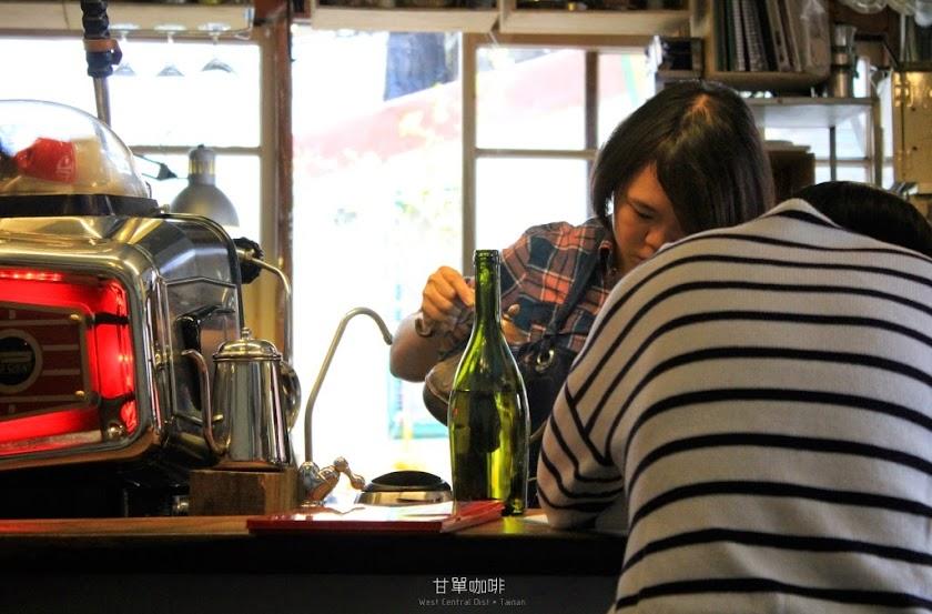 台南中西區咖啡館,甘單咖啡-4